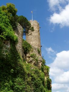 A tower in Turenne
