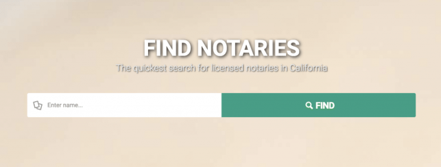 remove yourself from California Notaries opt out removal