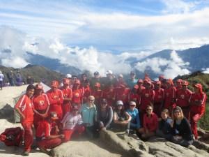 Inca Trail porters