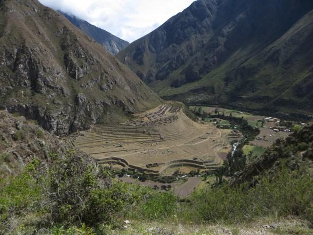 Inca Ruins