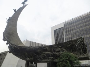 Paisa Sculpture