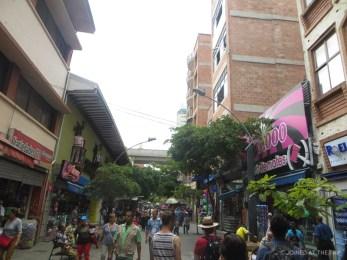 Downtown Medellin