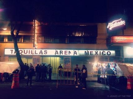 Arena Mexico