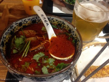 Best noodles in Shanghai!