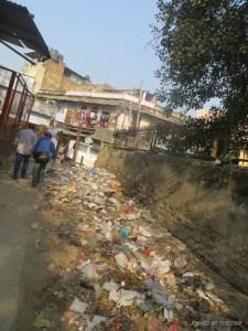 Rubbish in India