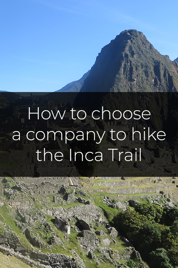 Tips and advice on choosing a company for the trek of a lifetime