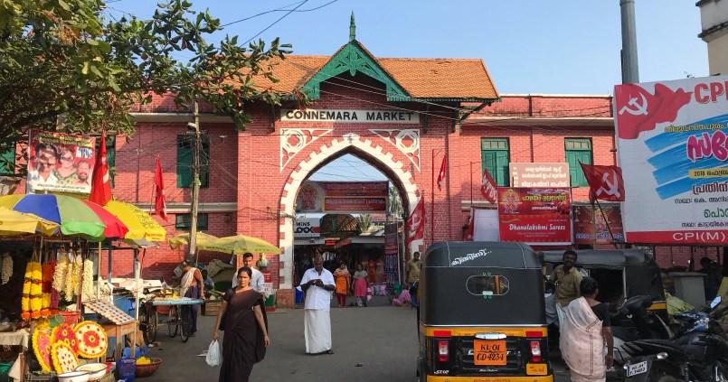 Connemara Market Trivandrum
