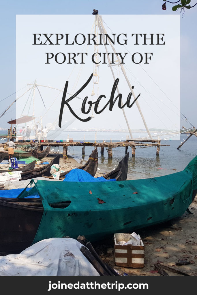 Kerala's port city of Kochi is a big tourist draw, with its complex history reflected in both the culture and architecture. From Chinese fishing nets, ancient mosques and spice markets, to the remains of the British Raj, Dutch palaces and Portuguese houses. Explorers were brought here by the spice trade and created the cultural melting pot that is Kochi today.