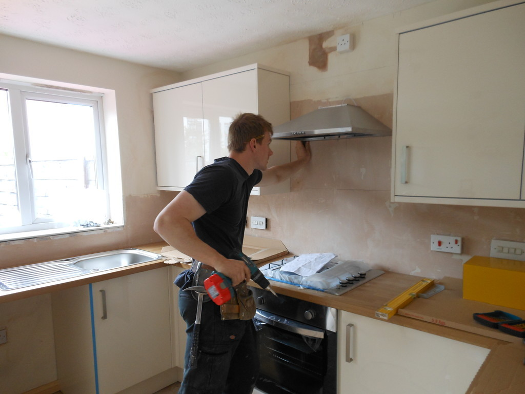 Joiners Manchester & Kitchen Fitters Highly Rated A Evans