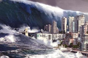 Залив Литуйя. Самая высокая волна цунами в истории