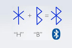 """Как было придумано название """"Bluetooth"""""""