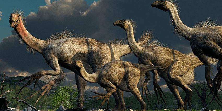 Теризинозавриды (лат. Therizinosauridae)