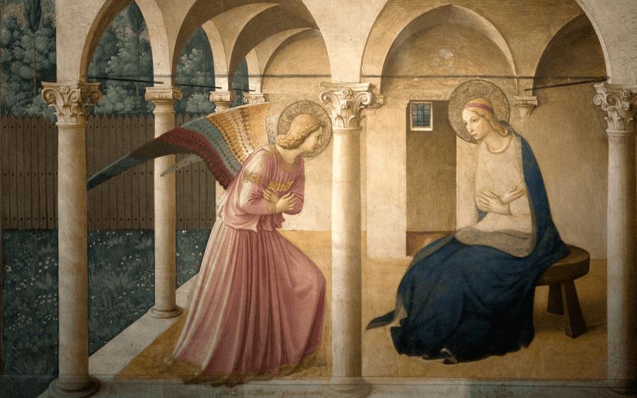 Фра Анджелико — живописец раннего Ренессанса