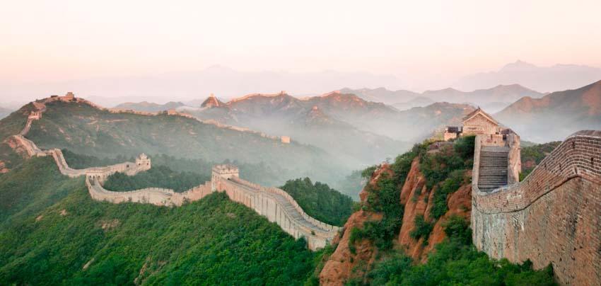 Великая китайская стена. Интересные факты