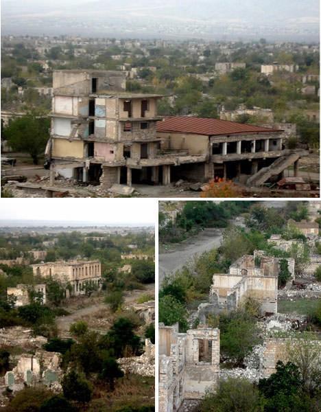 Заброшенные города мира. Города-призраки.