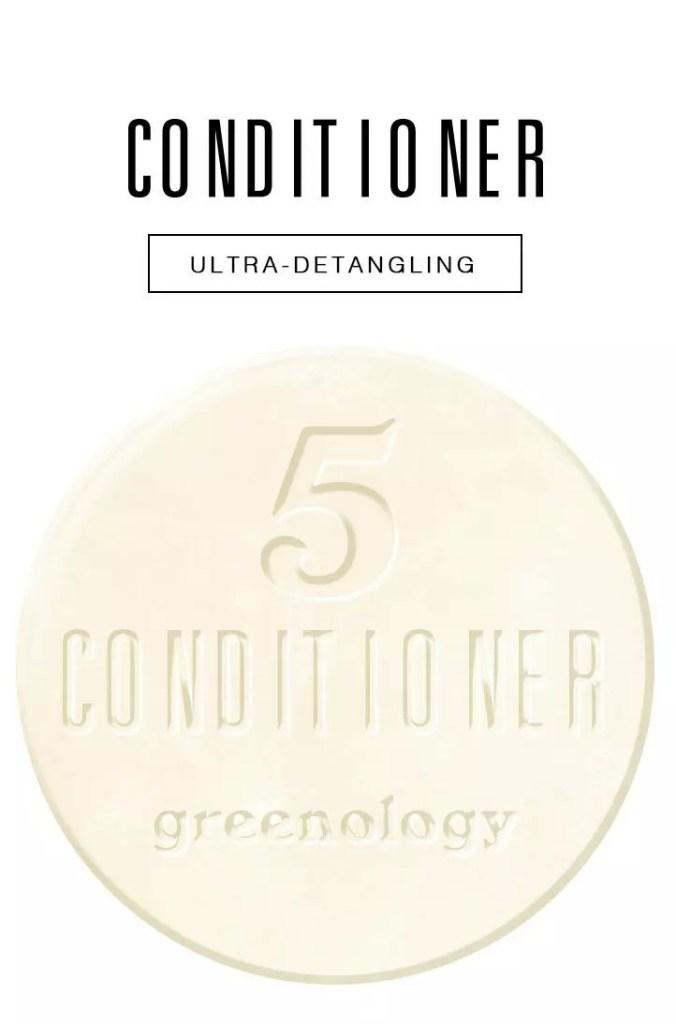 natural & zero waste body cares conditioner