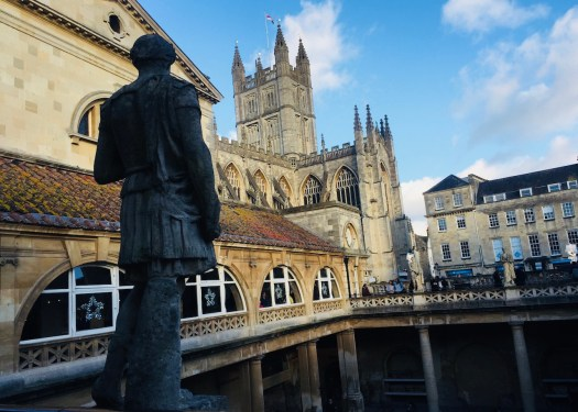 Bath Spa Station is conveniently located in the city.