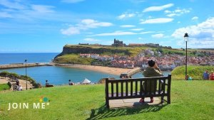 北約克郡 Northern Yorkshire:惠特比(Whitby)
