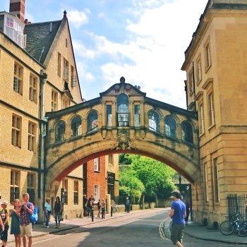 行程:牛津 Oxford