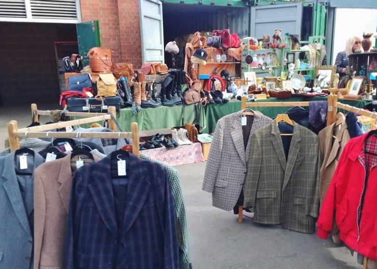 泰恩茅斯市集(Tynemouth Market):有150個攤位,是適合挖寶、吃美食的好去處。
