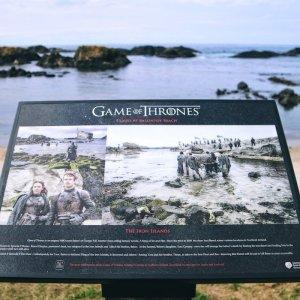 巴林托港口 Ballintoy Harbour - 愛爾蘭行程:冰與火之歌「權力的遊戲」拍攝場景Game of Thrones filming locations(都柏林出發)。
