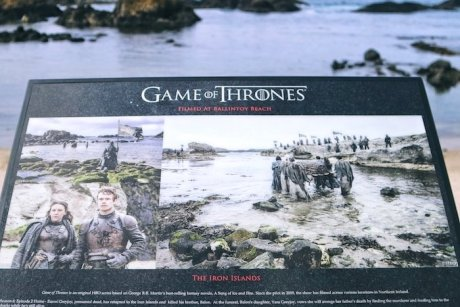 """Ballintoy Harbour in Balinto Harbour - Ireland Itinerary: The Song of Ice and Fire """"Game of Thrones filming locations"""" (from Dublin)."""