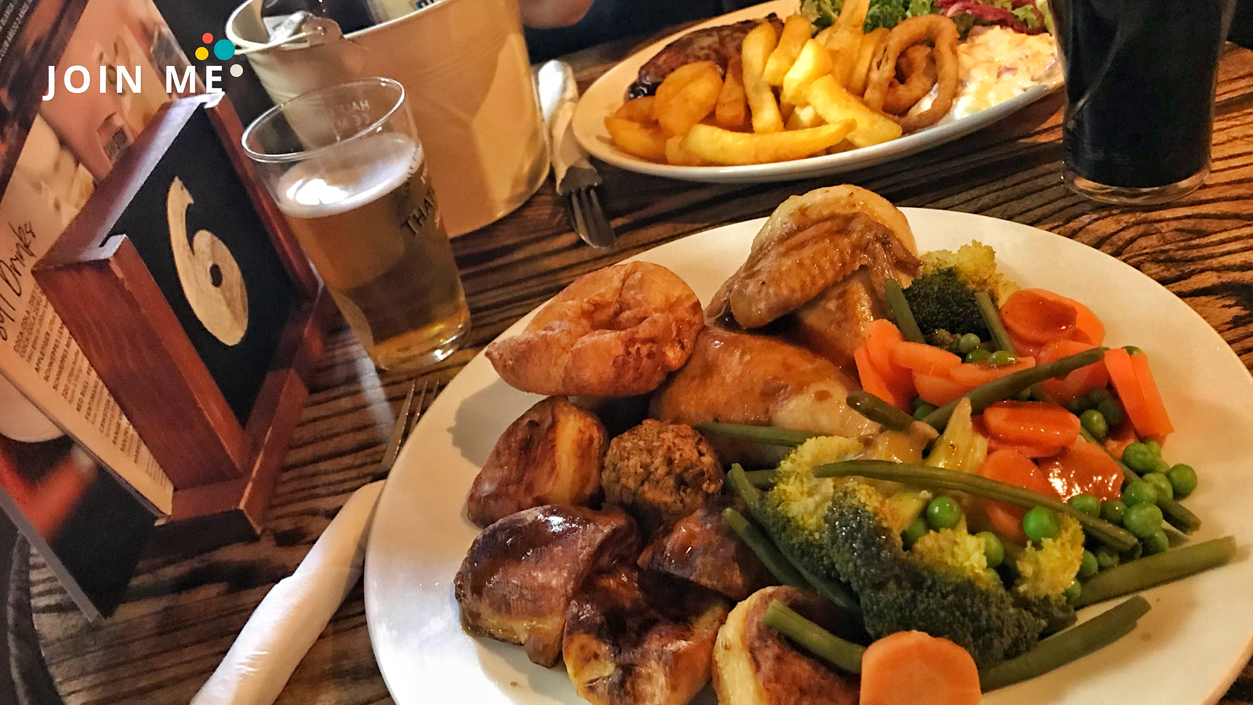 Cover Bar Meal | The most authentic British cuisine
