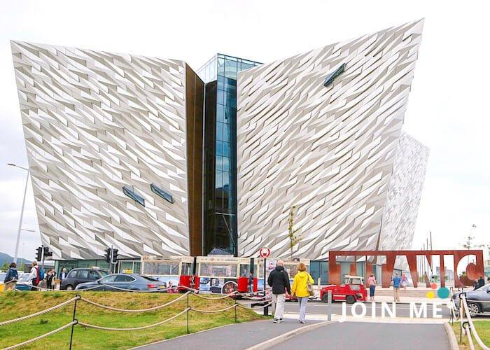 貝爾法斯特鐵達尼號 Titanic Belfast
