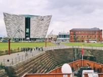 行程:贝尔法斯特铁达尼克泰坦尼克博物馆(Belfast Titanic)
