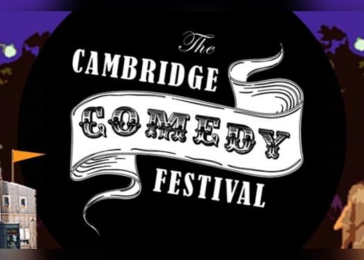 劍橋喜劇節,照片來源 http://www.cambridgecomedyfestival.com/