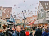 比斯特Outlet购物村(Bicester Village)© 走起JOIN ME 英国公路旅行