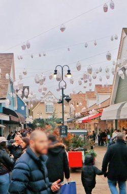 比斯特Outlet購物村(Bicester Village)© 走起 JOIN ME 英國公路旅行