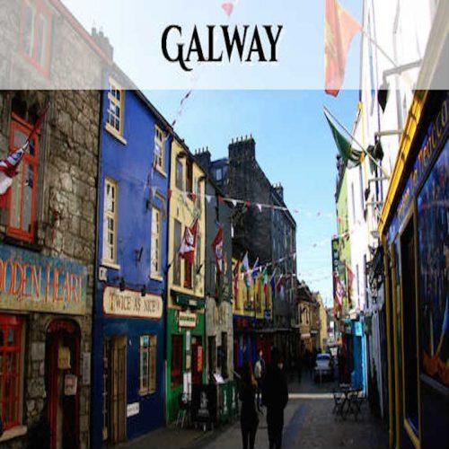 行程:高威 Galway
