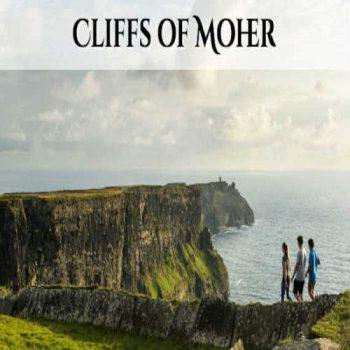 行程:莫赫懸崖 Cliffs of Moher