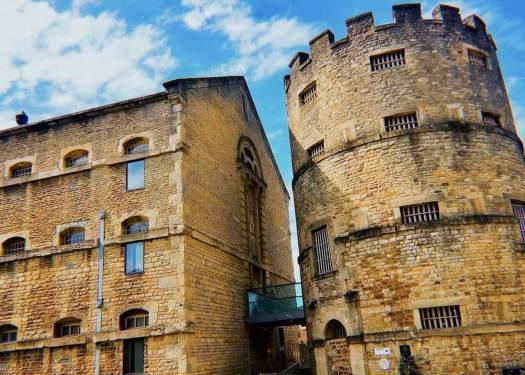 牛津Oxford:牛津城堡Oxford Castle