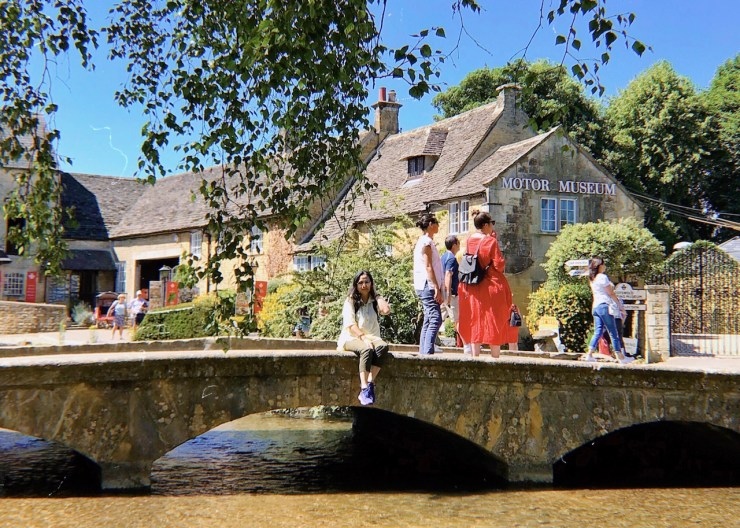 科茲窩(Cotswolds)水上伯頓(Bourton on the water)