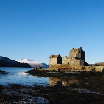 行程:艾琳多南城堡 Eilean Donan Castle