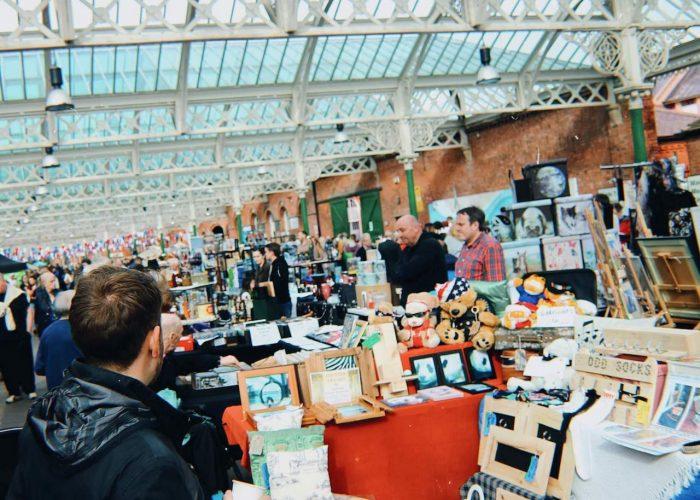 泰恩茅斯市集 Tynemouth Market