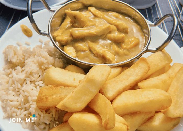 英國印度料理
