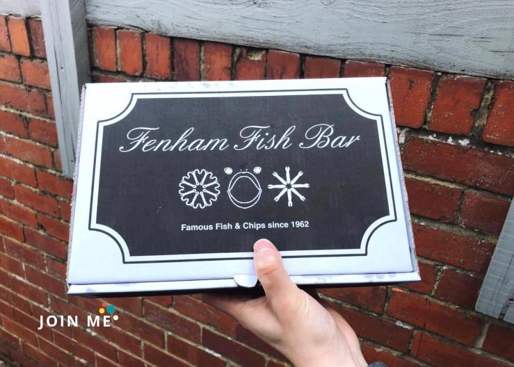 紐卡斯爾Newcastle:炸魚薯條 Fenham Fish Bar