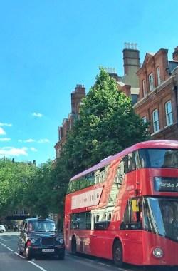 倫敦 London buses
