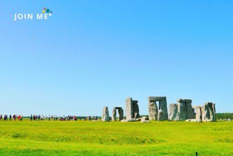巨石陣(Stonehenge)Photo Credit: Shyman