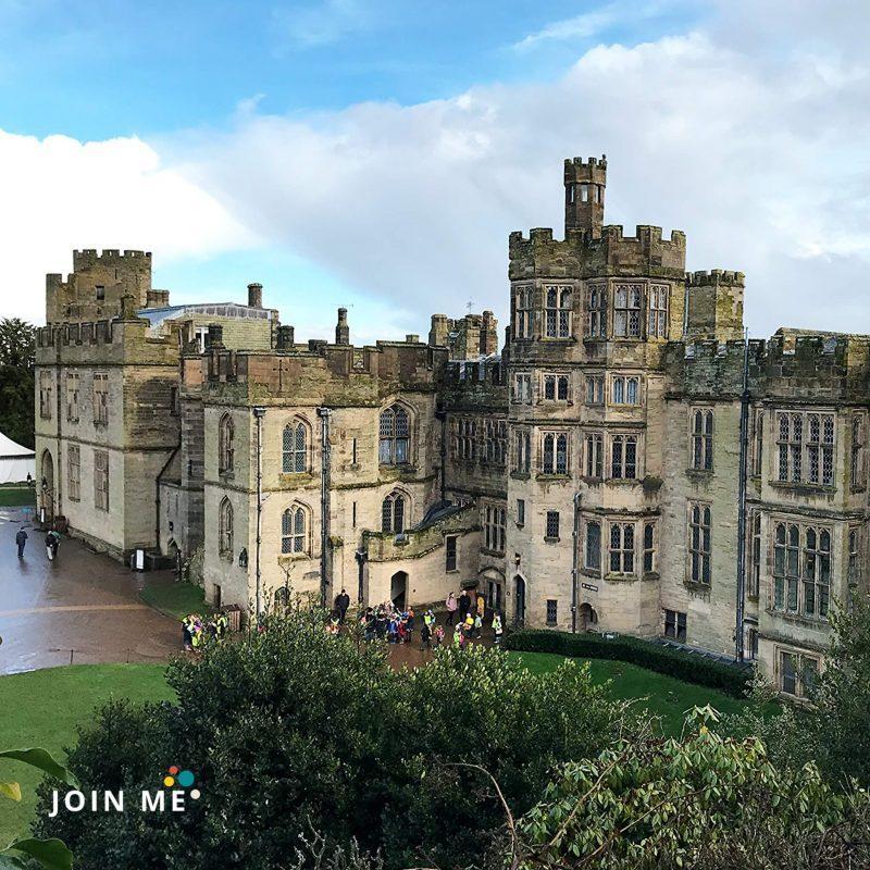 行程:華威城堡 Warwick castle 2
