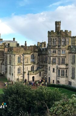 Itinerary: Warwick castle product itinerary