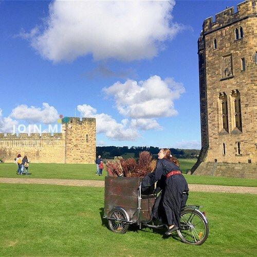 行程:安尼克城堡 Alnwick Castle