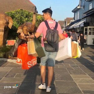 Itinerary: Bicester Village
