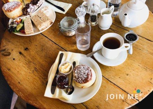 科茲窩 Cotswolds:英式下午茶(Lucy's Tearoom afternoon tea)