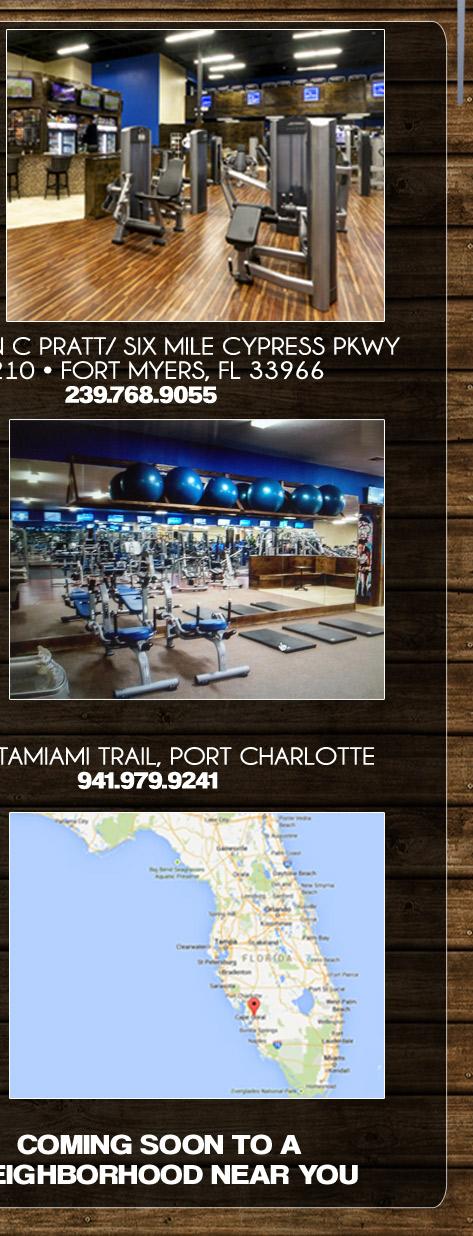 Around the Clock Fitness in Sarasota, FL 34232 - (941) 210