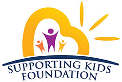 Supporting Kids Foundation logo