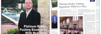 Real Estate Executive Magazine | Cover Story & Featured Article